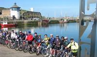 The Coast to Coast start CycleActive