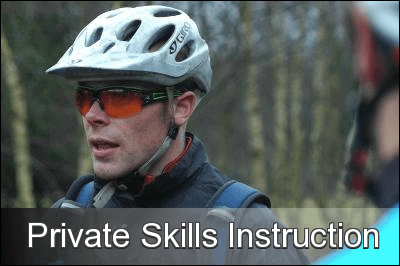 Private Tuition Mountain Bike Course