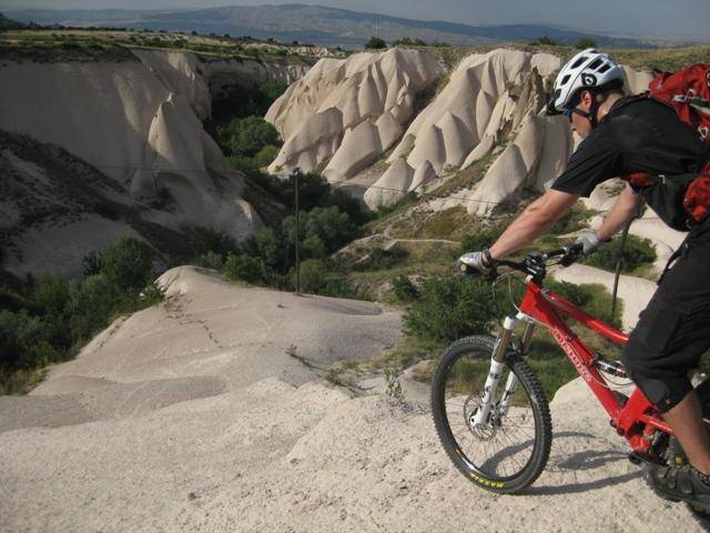 Mountain Bike holiday in Turkey Cappadocia