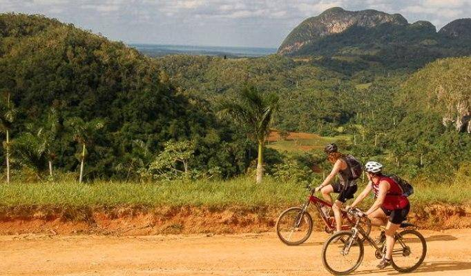 Cuba National Park Cycling