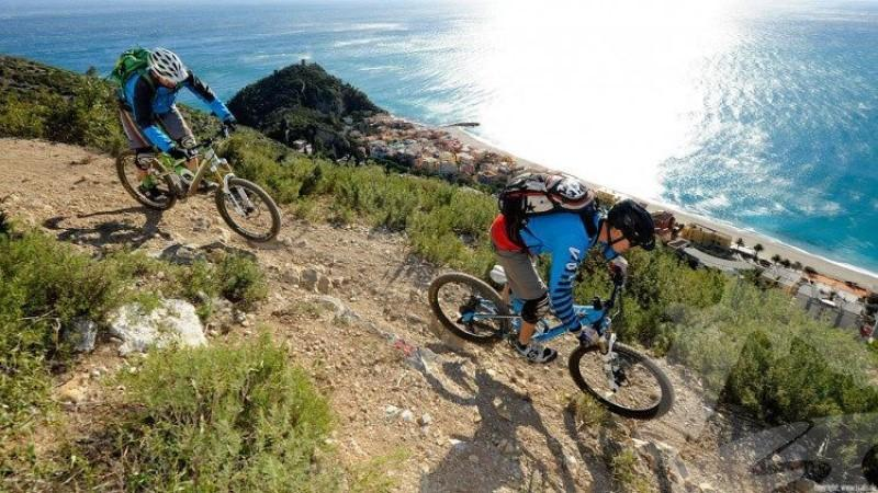 Finale Mountain Bike Holiday