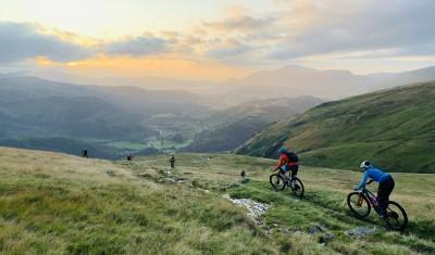 UK Lake District  The Three Summits  Mountain Bike Holiday by CycleActive